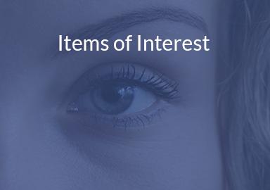 Teens - Items of Interest